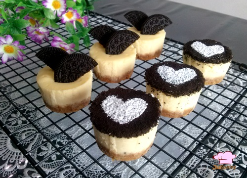 Mini Oreo Cheesecake and Pizza Baking Class