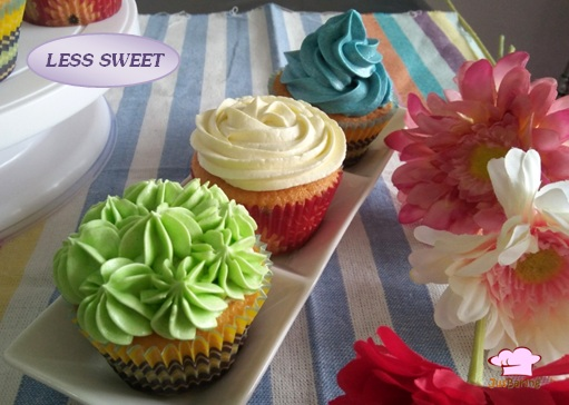 Colorful Cupcakes Baking Class